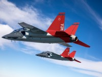 U.S. Air Force Boeing/SAAB T-7 Red Hawk