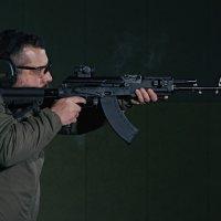 Kalashnikov AK-203 to Become Standart Rifle of Indian Military