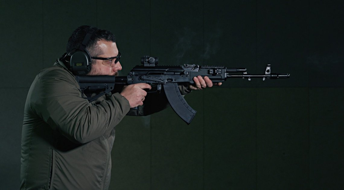Kalashnikov AK-203 to Become Standart Rifle of Indian Military