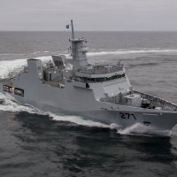 Pakistan Navy Commissions Damen OPV 1900 Corvette