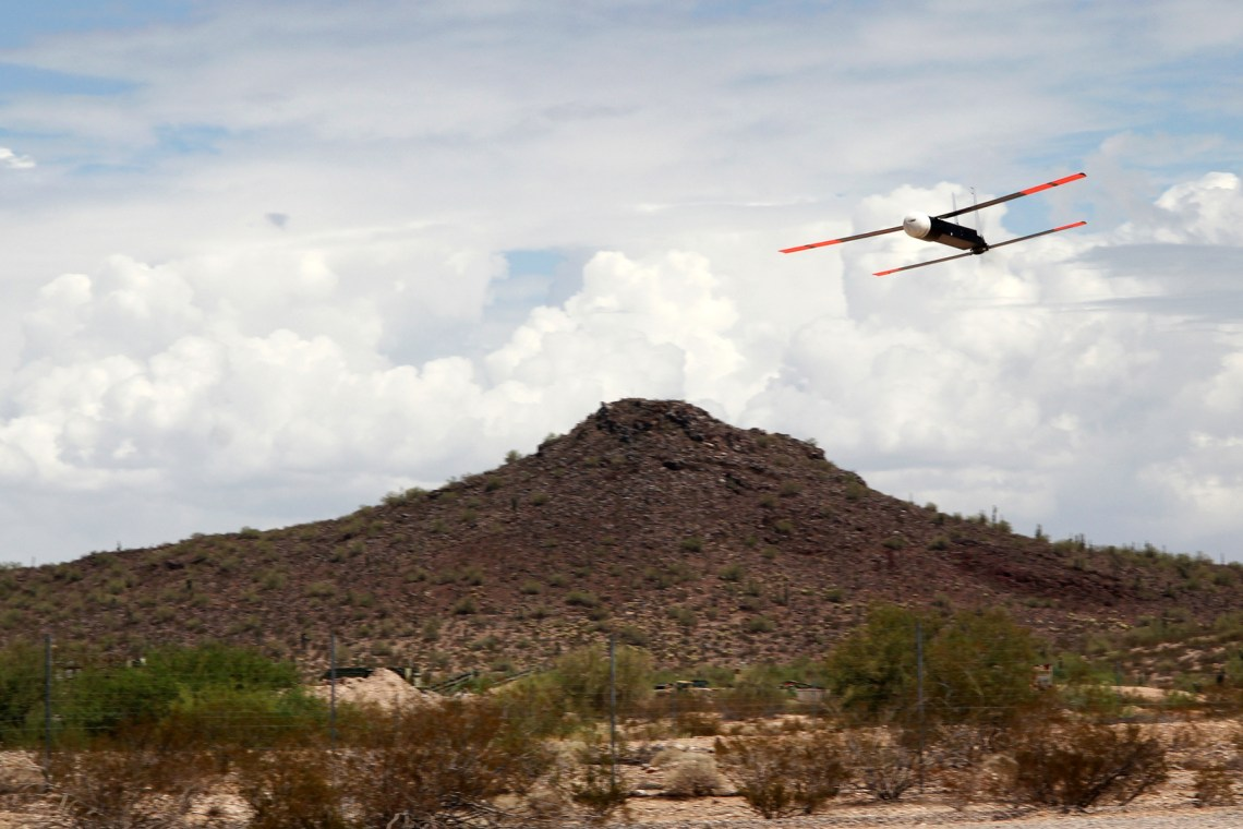 Coyote Unmanned Aircraft System (UAS)