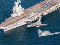 In May 2016, the DGA launched a new nEUROn flight test campaign in France to study the use of an unmanned combat air vehicle in a naval context. Tests at sea with the Charles de Gaulle aircraft carrier has been carried out.