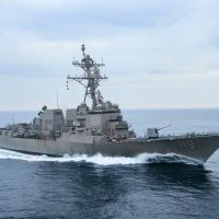 Ingalls Shipbuilding Successfully Completes Second Builder's Trials for Delbert D. Black (DDG 119)