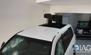 IAG Armored TLC200 Remote Weapon Station (RWS)
