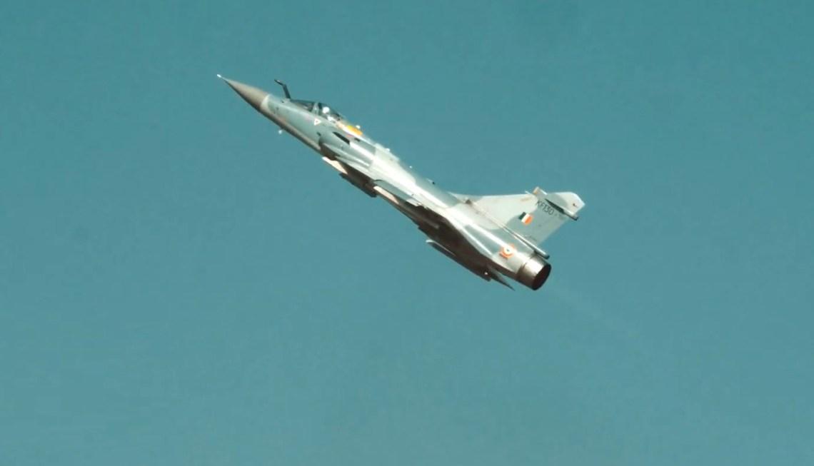 Indian Air Force Dassault Mirage 2000