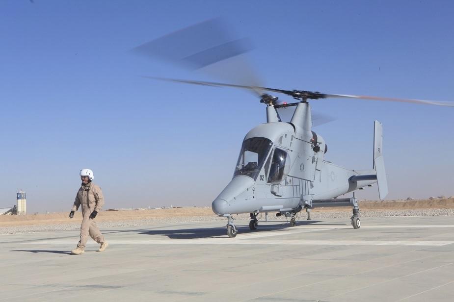 Kaman K-MAX Medium Lift Helicopter