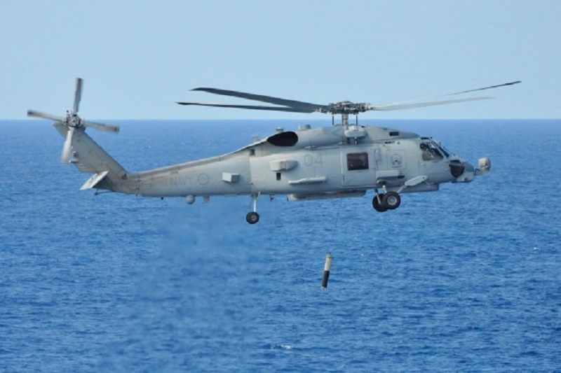 Royal Australian Navy MH-60 Romeo Helicopters