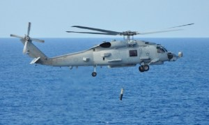 Royal Australian Navy MH-60 Romeo Helicopters