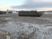 Vityaz DT-30 Articulated Tracked Carrier – Mobile Military Field Kitchens