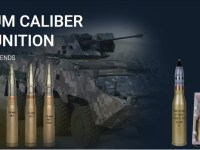 Medium (30x165mm) Caliber Ammunition Family