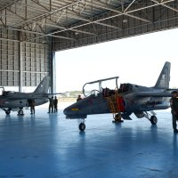 Philippine Air Force Deploys SIAI‐Marchetti S.211 Trainer Aircraft in South China Sea
