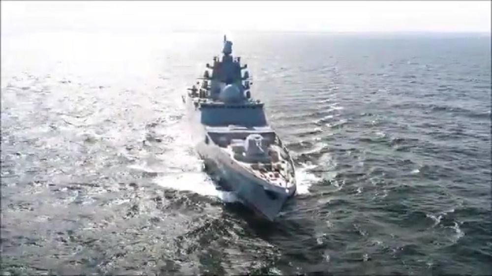 Russian Navy Admiral Kasatonov Admiral Gorshkov (Project 22350) class