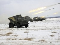 Russian Rocket Brigades in Siberia Received Upgraded Multiple Launch Rocket Systems