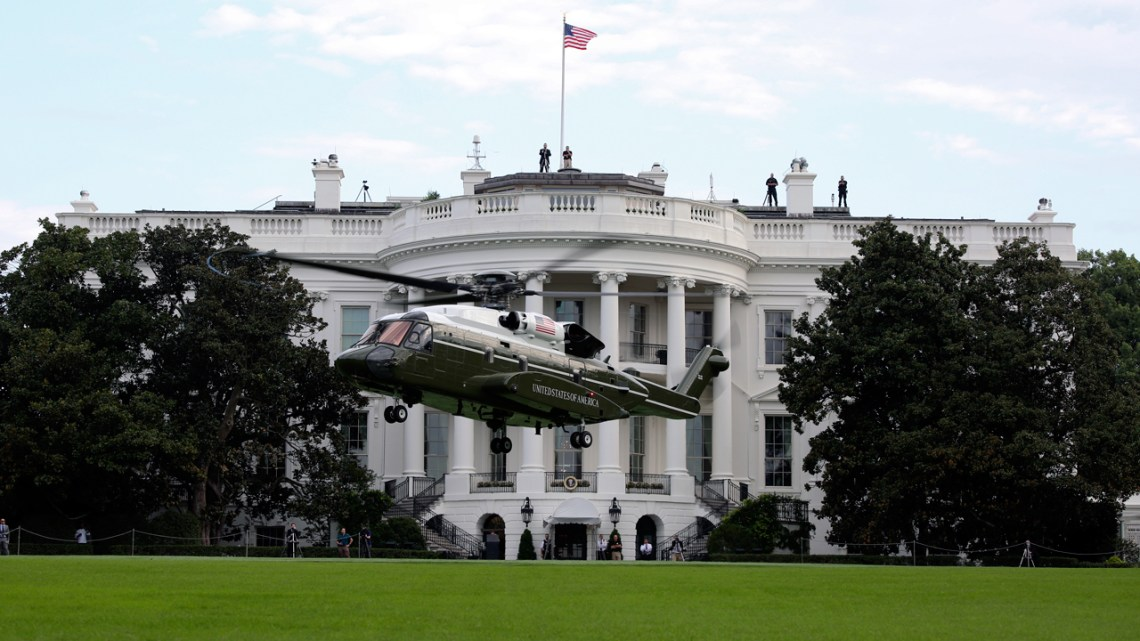 Sikorsky/Lockheed Martin VH-92A Presidential Helicopter