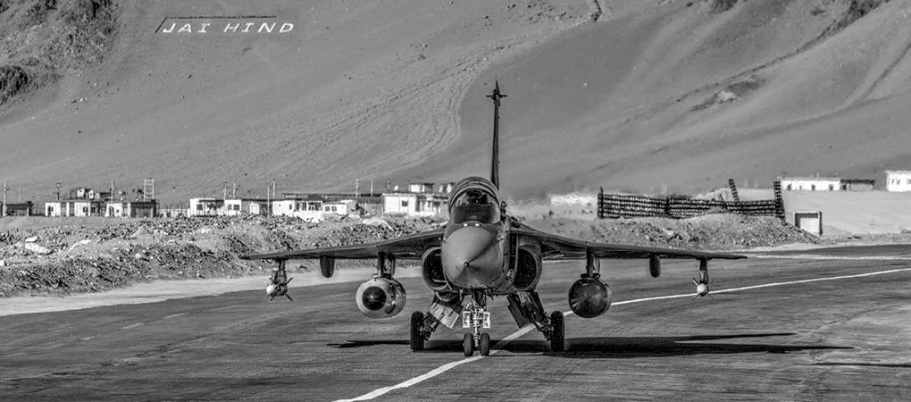 HAL Tejas Single-Engine Delta Wing Multirole Light Combat Aircraft (tejas.gov.in)