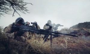 SIG SAUER MG 338 Machine Guns