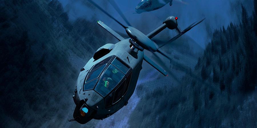 Boeing Future Attack Reconnaissance Aircraft (FARA)