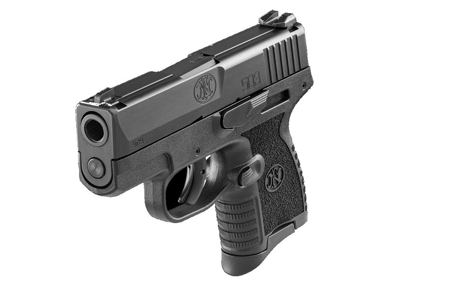 FN 503 Slim 9mm Pistol