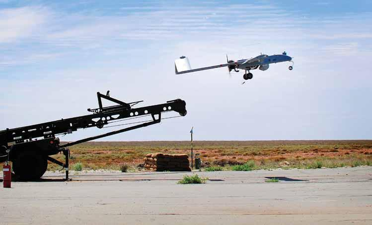 Australian Army Shadow 200 Tactical Unmanned Aerial System