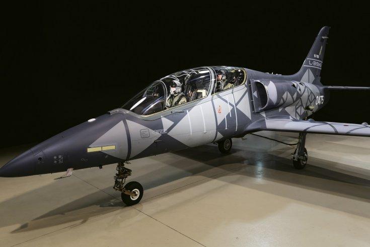 Aero's L-39NG Jet Trainer