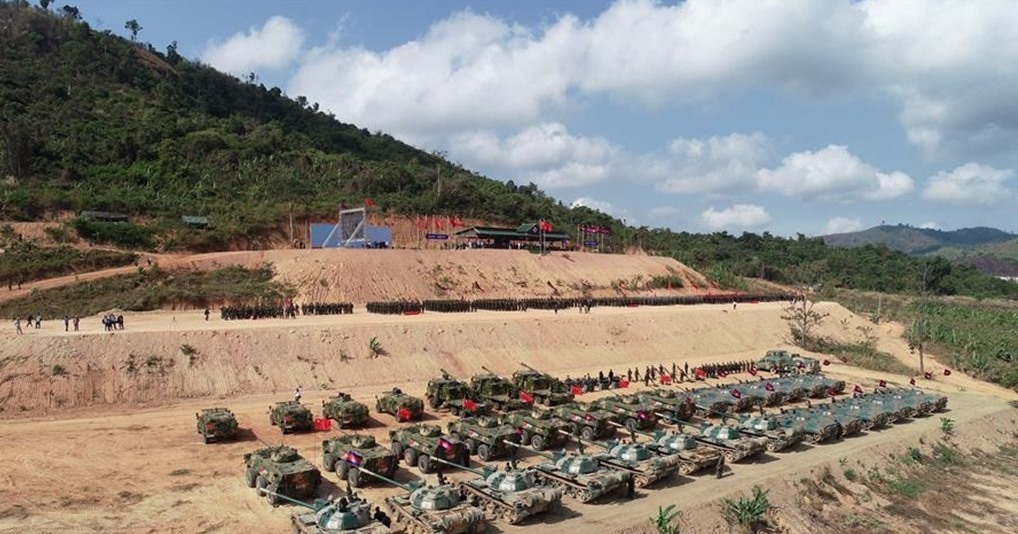 Dragon Gold 2020 Joint Military Exercise