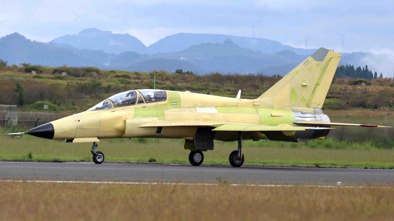 Guizhou FTC-2000G Multi-Role Combat Aircraft Makes Key Progress