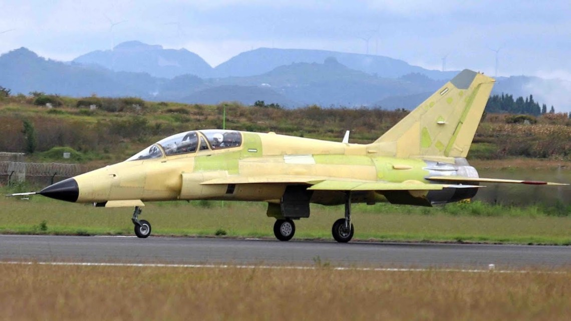 Guizhou FTC-2000G Multi-Role Combat Aircraft Makes Key Progress