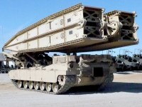 U.S. Army M1074 Joint Assault Bridge (JAB)