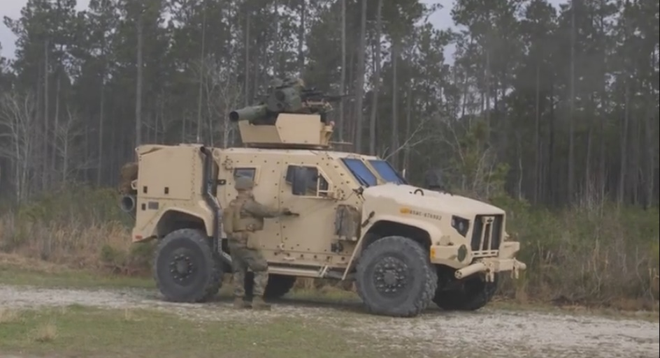 Joint Light Tactical Vehicle (JLTV) Close Combat Weapons Carrier (CCWC)