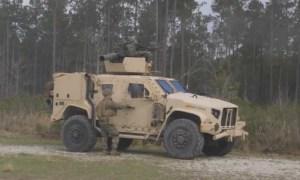 Joint Light Tactical Vehicle (JLTV) Close Combat Weapons Carrier (CCWC)