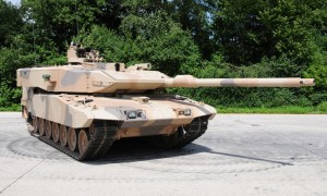 Leopard 2A7 Main Battle Tank