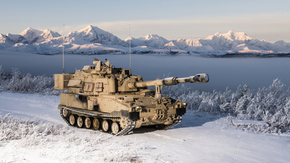 BAE Systems M109A7 Self-Propelled Howitzers