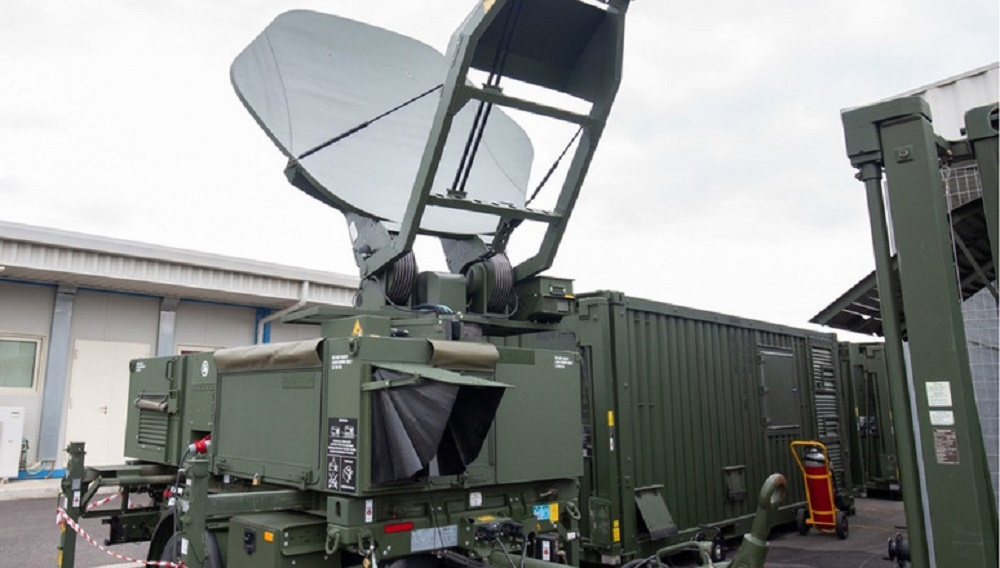 Mobile Equipment at Sigonella Transferred to NATO AGS Force