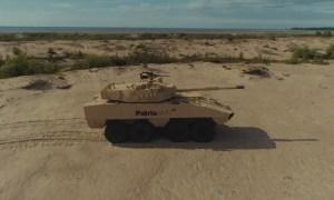 Patria AMVxp Tank Destroyer