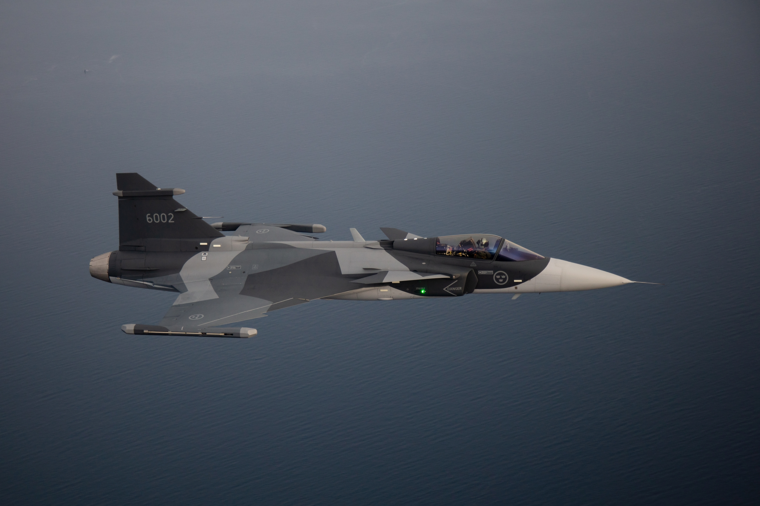 Saab Announces Gripen E Fighter Aircraft for Canada's Future Fighter Capability Project