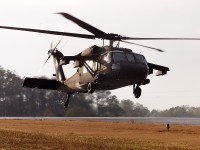 Sikorsky UH-60M Black Hawk Medium-Lift Rotary-Wing Helicopter