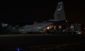 United States Air Forces Supports Italy COVID-19 Response