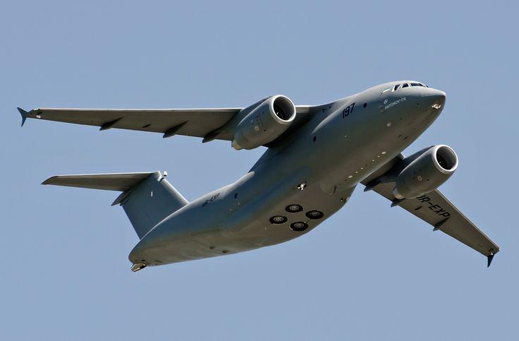 AN -178 medium transport multipurpose aircraft