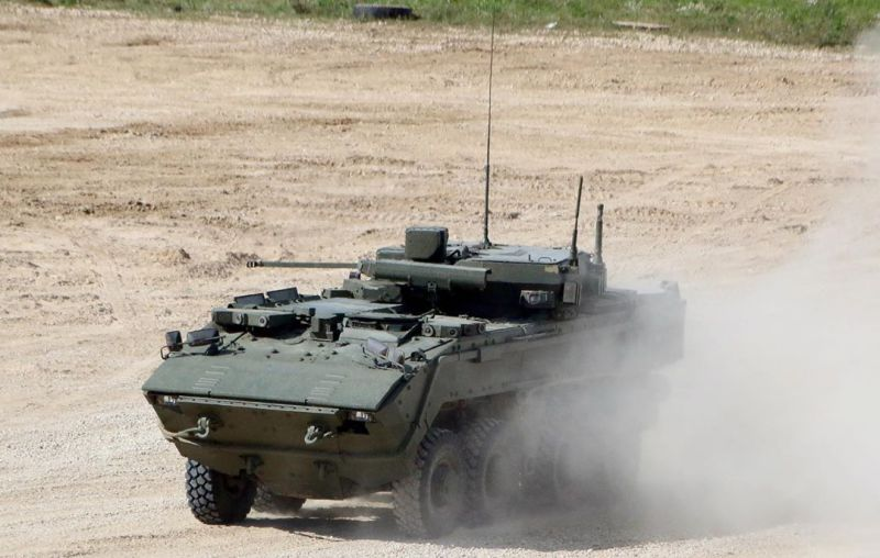 Russia Values Export Market for New Bumerang Armored Fighting Vehicle at Over $1 Billion