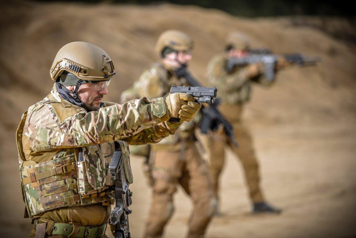 CZ P-10 9mm Semi-Automatic Pistols