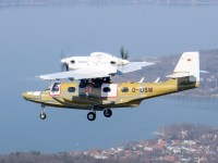 New Generation of Dornier Seastar Completed First Flight