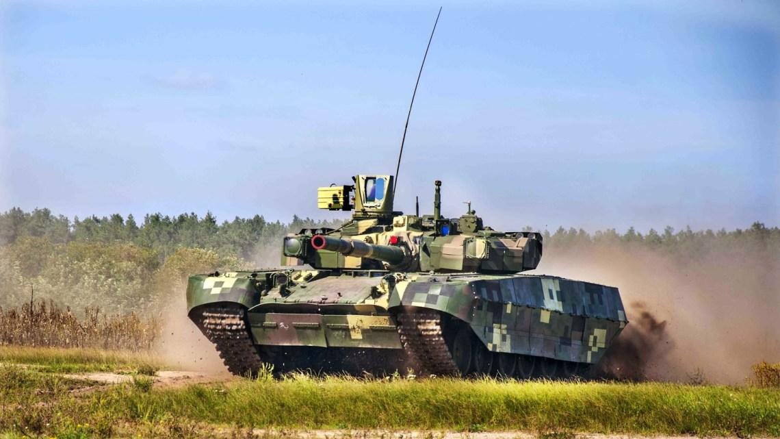 Main Battle Tank OPLOT