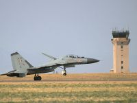 Indian Air Force Sukhoi SU-30MKI Fighter