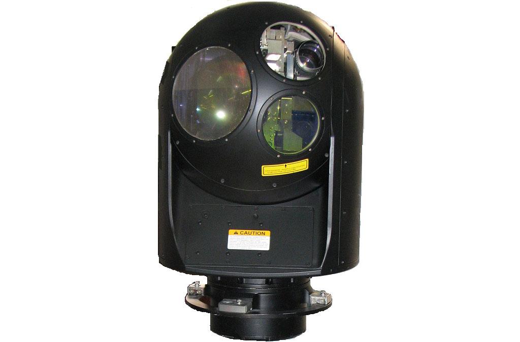 RAFAEL Toplite electro-optical system (EOS)
