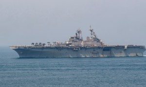 BAE Wins $200 Million Contract to Upgrade USS Boxer