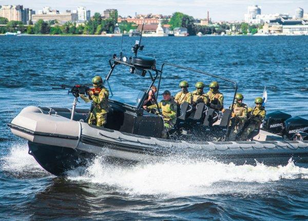 Kalashnikov Concern BK-10 Assault Boats