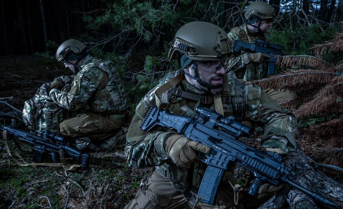 CZ BREN 2 Assault Rifles