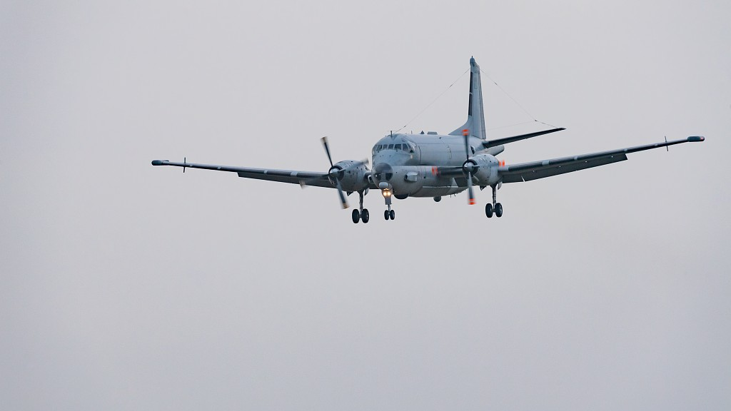 French Navy Atlantique 2 (ATL2) Maritime Patrol Aircraft