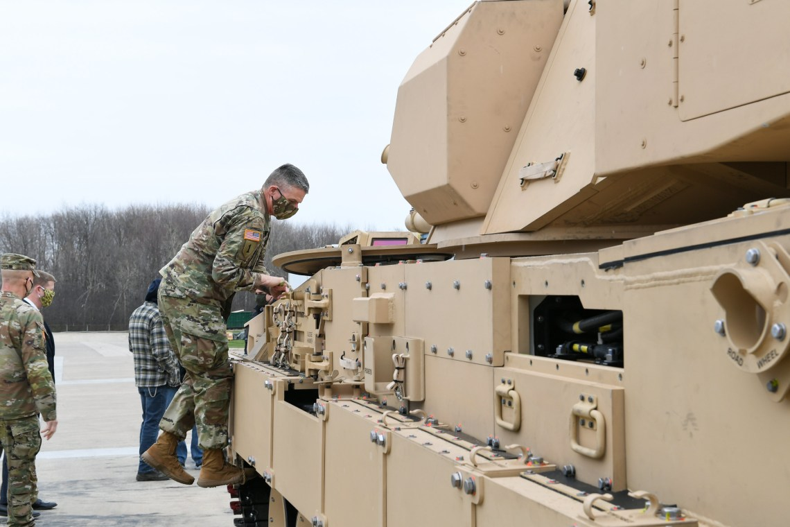 General Dynamics Land Systems Mobile Protected Firepower (MPF)