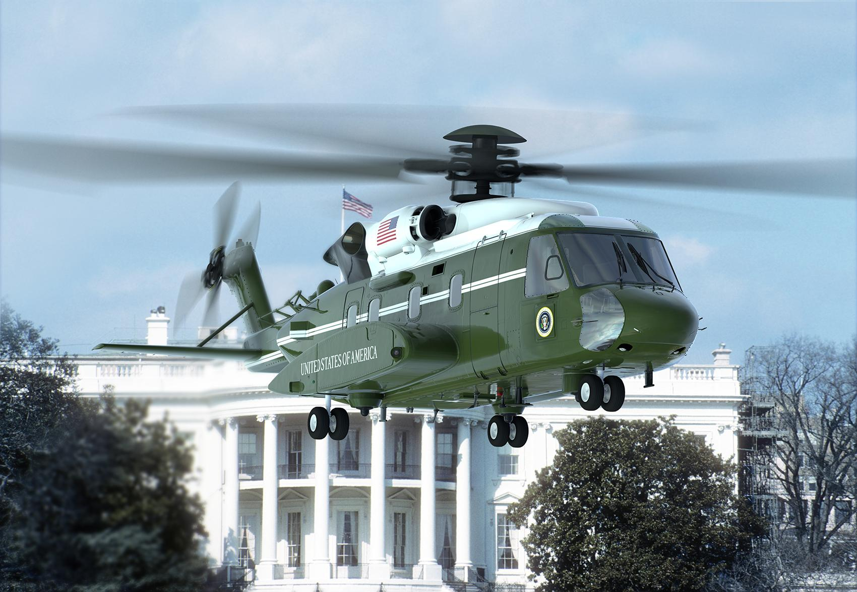 Government Accountability Office Sees Possible Delays in VH-92A Presidential Helicopter